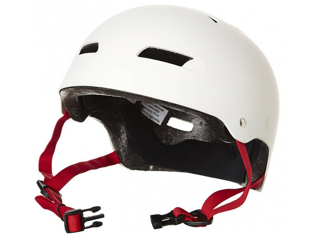 Casca Slant Free Ride Gloss White