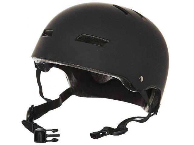 Protectie Slant Free Ride Matte Black
