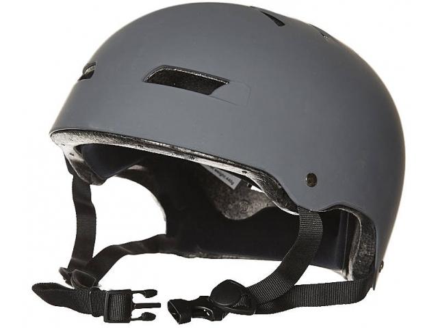 Protectie Slant Free Ride Matte Charcoal
