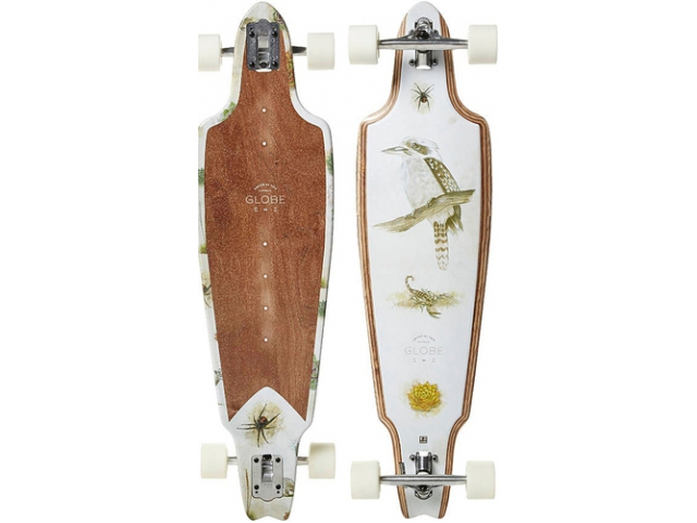 Longboard Globe Prowler Cruiser Dark Maple/outback 38.5