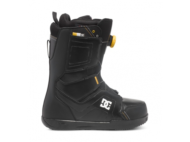 Boots Dc Scout 16 Black Herringbone