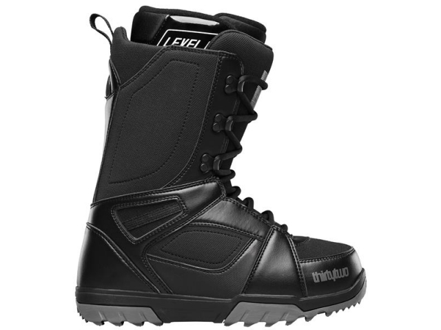 Boots Thirty Two Exit 16 Black