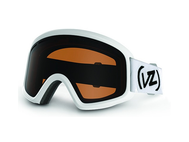 Goggles Von Zipper Trike White Gloos/bronze