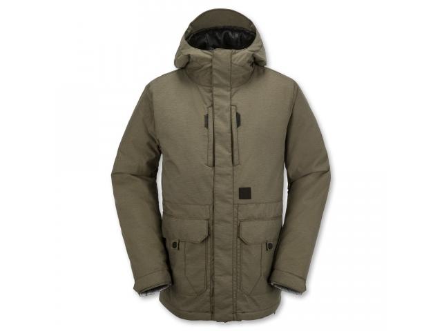 Geaca/jacheta Snowboard Volcom Range Insulated Jacket Olive