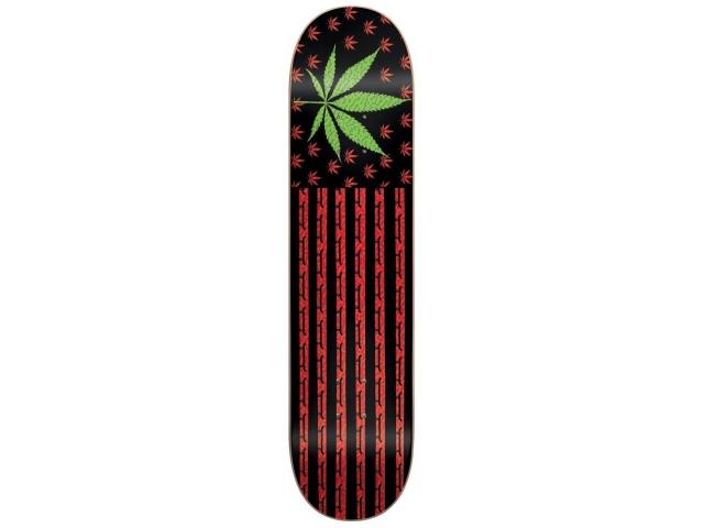Placa Skate Blind High Roller Ss V2 Red/ Green 7.7
