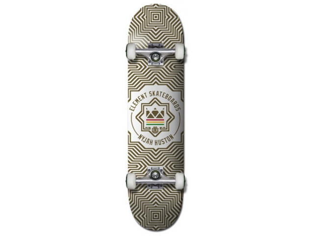 Skate Complet Element Nyjah Pattern 7.75