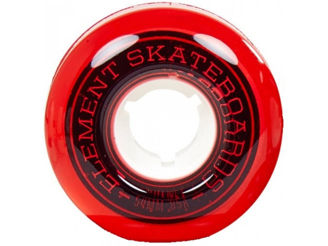 Roti Longboard Element Filmer Red 54mm
