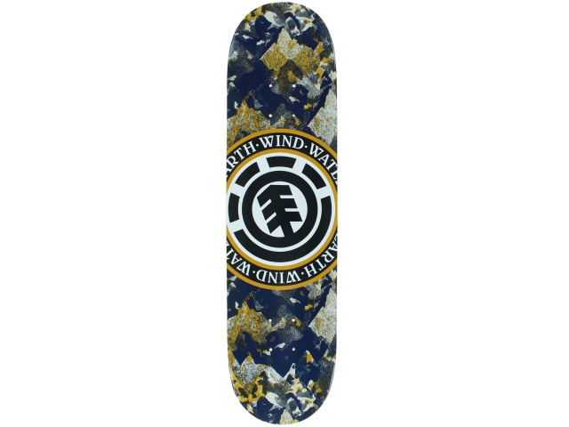 Placa Skate Element Seal Seasonal Dpm 8.0