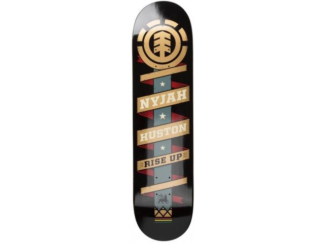 Placa Skate Element Nyjah Banner 7.7