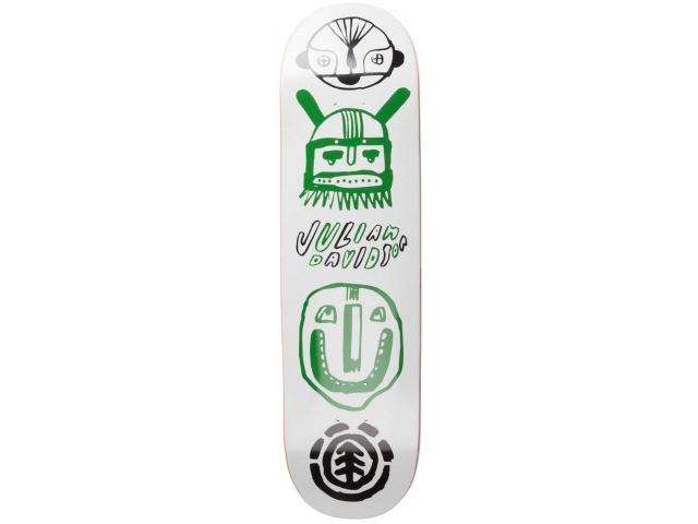 Placa Skate Element Julian Indigenous 8.25