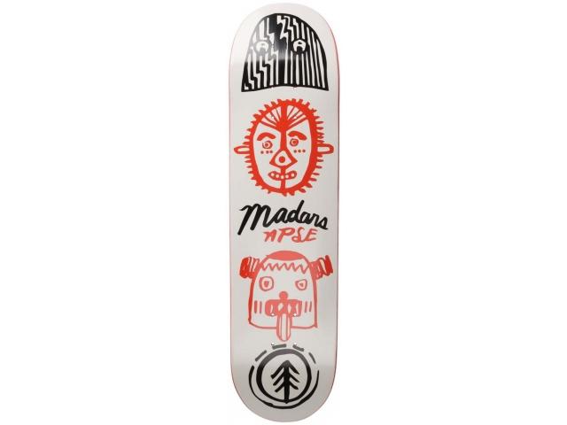 Placa Skate Element Madars Indigenous 8