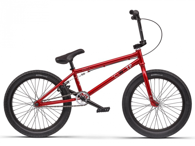 Bicicleta Bmx Wethepeople Curse 2016 Metallic Red 20.25