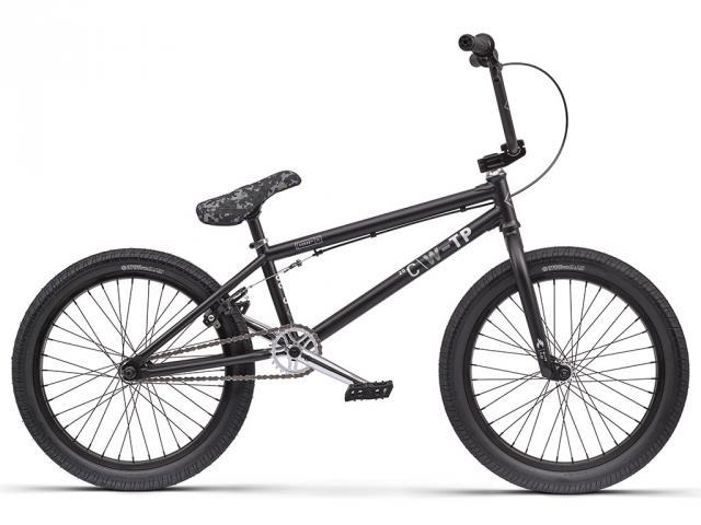 Bicicleta Bmx Wethepeople Curse 2016 Matt Black 20.25
