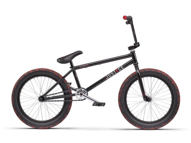 Bicicleta Bmx Wethepeople Justice 2016 Glossy Blac