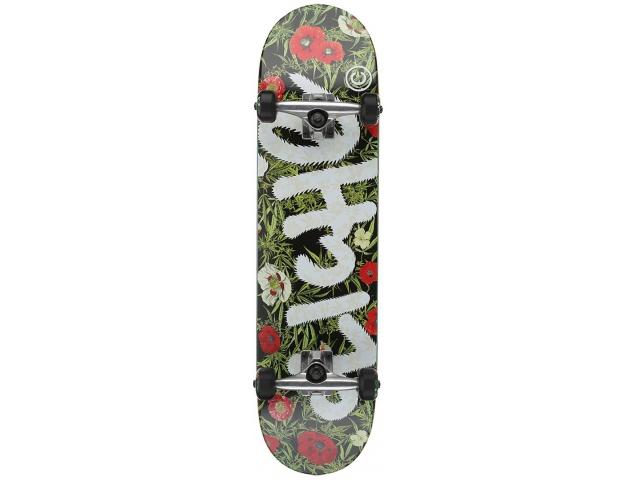 Skate Complet Cliche Handwritten Botanical Multi 8.0