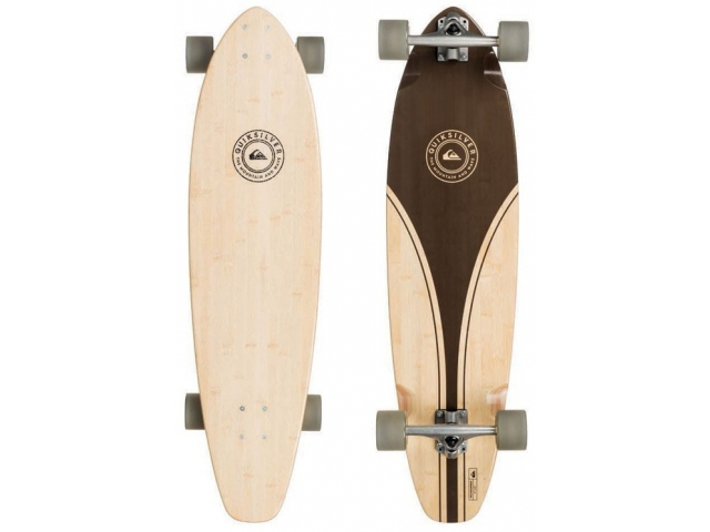 Longboard Quiksilver The Volcano Bamboo 37