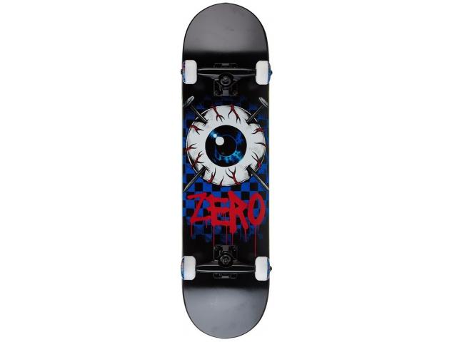 Skate Complet Zero Eyeball Complete Black 8.0