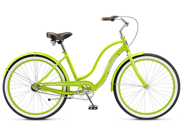 City Bike & Cruiser Schwinn Bikes Fiesta Lime