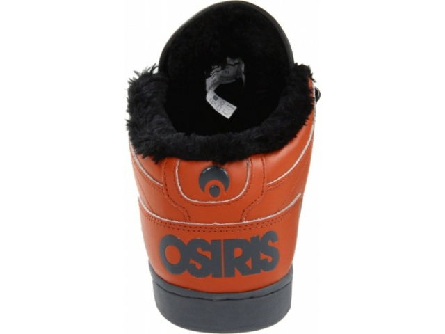 Shoes Osiris NYC 83 Mid SHR Rust/Bch/Charcoal