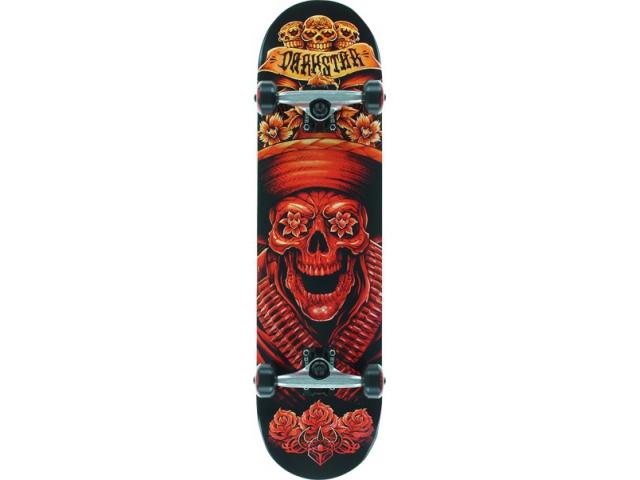 Skate Complet Darkstar Bandito Red 8.0