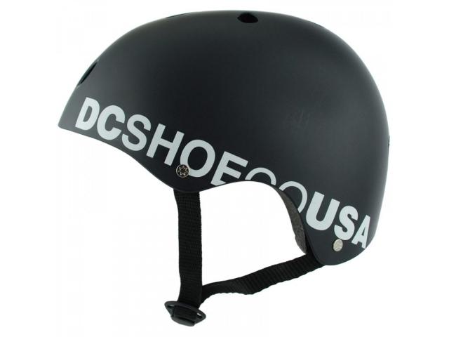 Protectie Dc Askey Helmet Anthracite Black