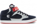 Shoes Etnies Number Mid Navy/Grey/Red