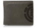 Portofel/Curea Element Daily Wallet Charcoal