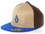 Sapca Volcom Stone J-Fit Flexfit Blue