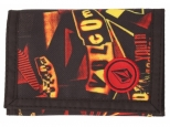 Portofel/Curea Volcom Circle Patch Cloth Wallet Red