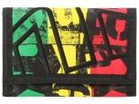 Portofel/Curea Etnies Icon Outline Wallet Red/Gold