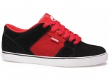 Shoes Osiris PLG Vulc Black/Red/White