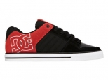 Shoes DC Chase Black/Athletic Red