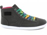 Shoes Osiris Currency Black/White/Rainbow