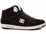Shoes DC Rebound WS High Le Black/White