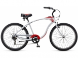 City Bike & Cruiser Schwinn bikes Corvette Silver