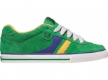 Shoes Globe Encore 2 Green/Blue/Gold