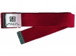 Portofel/Curea Globe Redman Belt Pop Red