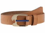 Portofel/Curea Volcom Typo Belt Brown