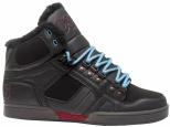 Shoes Osiris NYC 83 SHR Black/Red/Blue