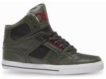Shoes Osiris NYC 83 Vulc Forest/Black/White