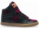 Shoes Osiris NYC 83 Vulc Red/Black/Gum