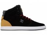 Shoes DC Crisis High WNT Black/Camel