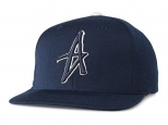 Sapca Altamont Decades Snapback Hat Navy/White