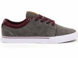 Shoes Globe GS Charcoal Suede