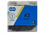 KMC K1 WIDE Black (thumb #2)