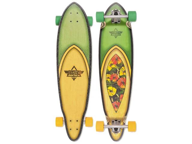 Longboard Dusters Fin Longboard Hawaiian 35