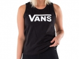 Vans Woman Flying V Muscle S Black