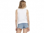 Volcom Breaknot Tank Star White (thumb #1)