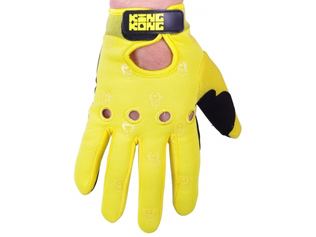 Manusi King Kong Bmx Karl Gloves Yellow de la King Kong Bmx