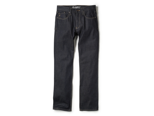Altamont Wilshire Straight Denim Indigo Raw